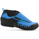 Giro Terraduro Mid Shoes Men blue/black